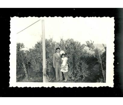 D&K- PARK'TA BABA VE KIZ FOTOĞRAF