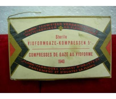 D&K- SARGI BEZİ 1940 YILI. ORJİNAL KUTUSUNDA