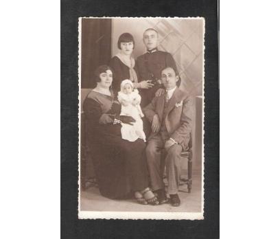 D&K- STÜDYO AİLE FOTOĞRAFI 1930' LAR