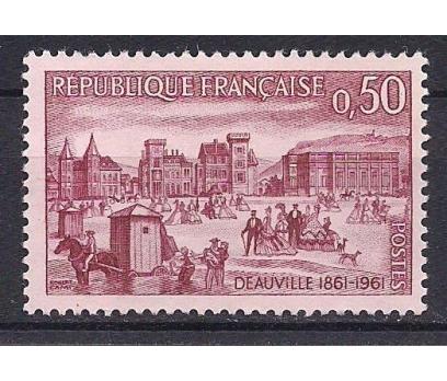 1961 Fransa Deauvilles Damgasız**