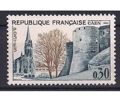 1963 Fransa Caen Damgasız**
