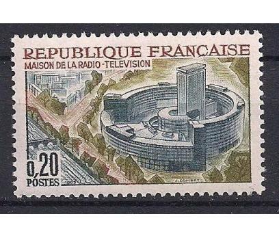 1963 Fransa Yayınevi Damgasız**