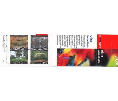 1999 Hollanda Pb53C Sonbahar Karne (Booklet)