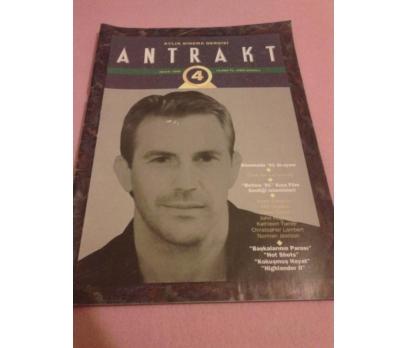 Antrakt Aylık Sinema Dergisi Sayı:4 1992