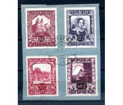 AVUSTURYA 1947 DAMGALI KLASİK SERİ FRG. (SB-0913)