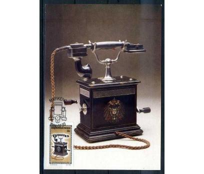 BOPHUTHATSWANA KM 1984 TELEFON 4 K SÜPER(İF-1013) 2