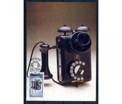 BOPHUTHATSWANA KM 1984 TELEFON 4 K SÜPER(İF-1013) 3