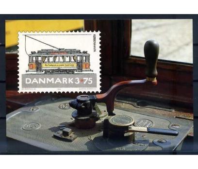 DANİMARKA ANTİYE 1994 TRAMVAYLAR NÖF (YT-1213)