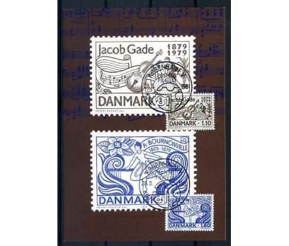 DANİMARKA KM 1979 MÜZİK SÜPER (İF-1013)