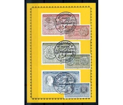 DANİMARKA KM 1981 ARKEOLOJİ SÜPER (İF-1013)