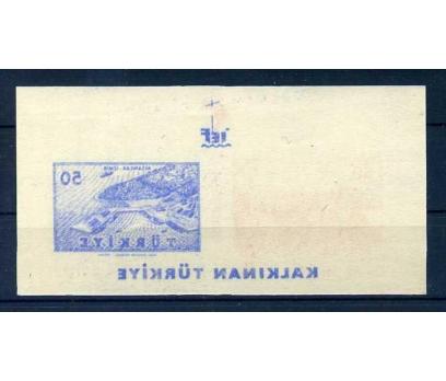 ERÖR CUM.1956 KALK.TÜRKİYE MAVİ B.ABKLAÇ (TE-1213)