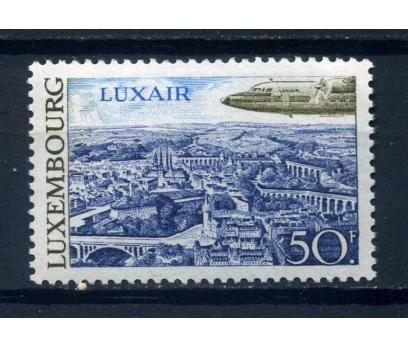 LÜKSEMBURG ** 1968 50 FRANK TAM SERİ SÜPER ( O-1 )