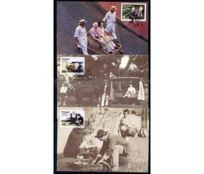 MADEİRA ADALAR KM 1983 YEREL TAŞIMA SÜPER(İF-1013)