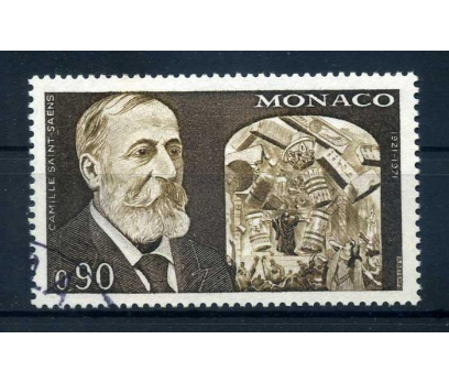 MONAKO İGD 1972 C.S.SAENS TAM SERİ SÜPER (1013)