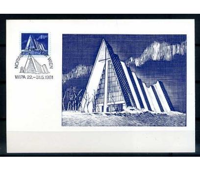 NORVEÇ KART MAKS. 1981 SANAT SÜPER(İF-1013)