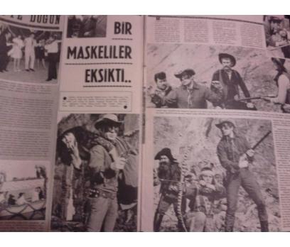PAZAR 23 MAYIS 1969 SAYI 661 50 Kr.PERVİN PAR 2