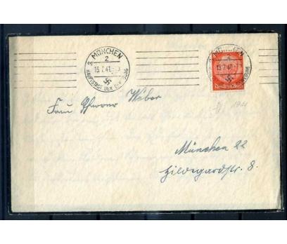 REİCH 1941 KLASİK NAZİ D MATEM ZARFI PG  (İF-1013)