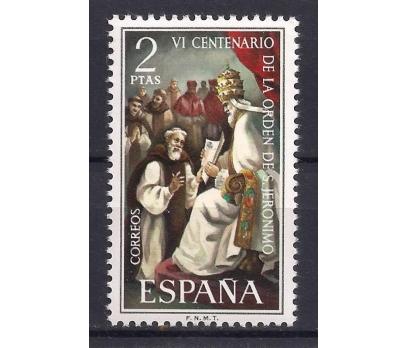 1973 İspanya St. Hieronymus Damgasız **