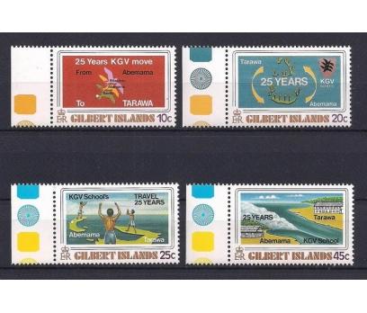 1978 Gilbert Adaları KGV Okulu Damgasız**