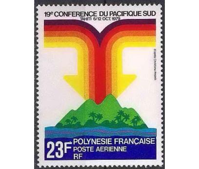 1979 Fransız Polinezyası Güney Pasifik Damgasız**