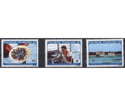 1982 Fransız Polinezyası İnci Endüstrisi Damgasız