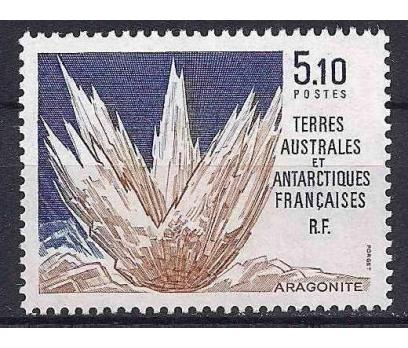 1990 Fransa Antartik Mineraller Damgasız**