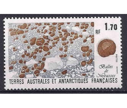 1991 Fransa Antartik Flora Damgasız**