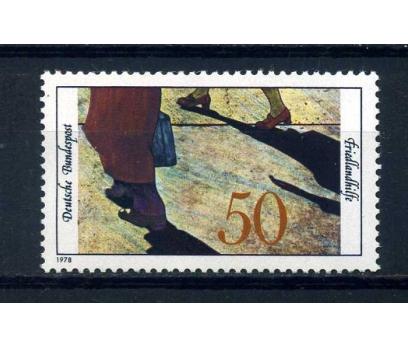 ALMANYA ** 1978 SOSYAL YAŞAM SÜPER (K-0214) 1