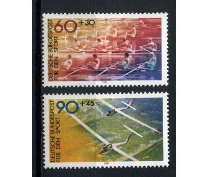 ALMANYA ** 1981 SPOR SÜPER (K-0214)