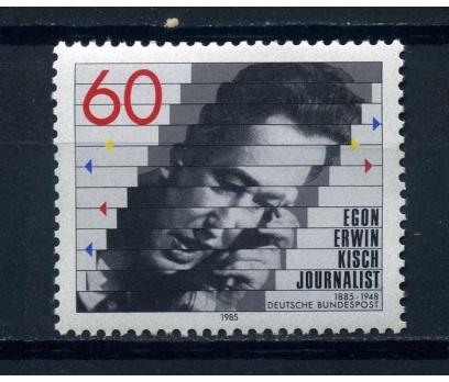 ALMANYA ** 1985 E.E.KISCH SÜPER (K-0214)