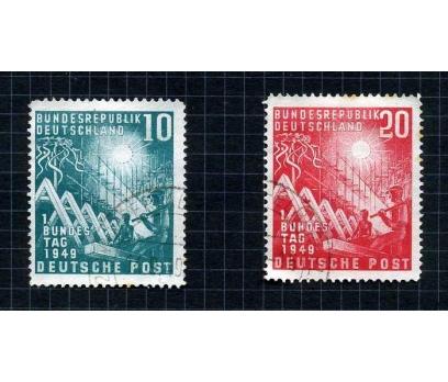 ALMANYA DAMGALI 1949 KLASİK TAM SERİ ( E-0114 )