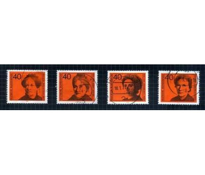 ALMANYA DAMGALI 1973-74 YILI 7 TAM SERİ( E-0114 ) 2