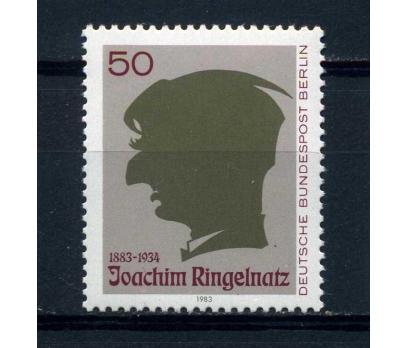 BERLİN ** 1983 J.RİNGELNATZ SÜPER (K-0214)