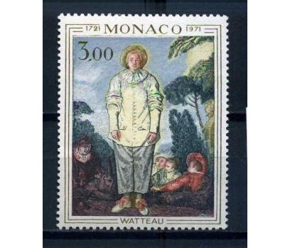 MONAKO ** 1972 WATTEAU TAM SERİ SÜPER(K-0214)