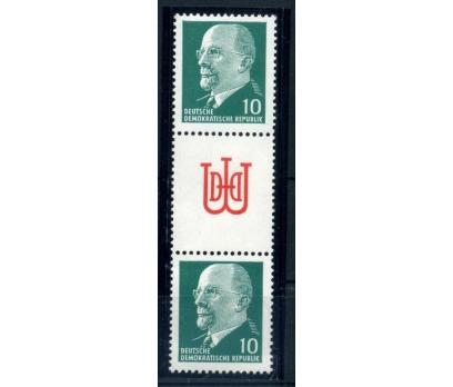 DDR ** 1961 TABLI PER PUL SÜPER (K-0214 )