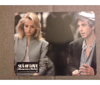 Sea of Love Al Pacino, Ellen Barkin Lobi Kart