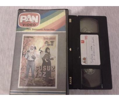 SUSUZ YAZ İRFAN ATASOY DENİZ ERKANAT VHS FİLM