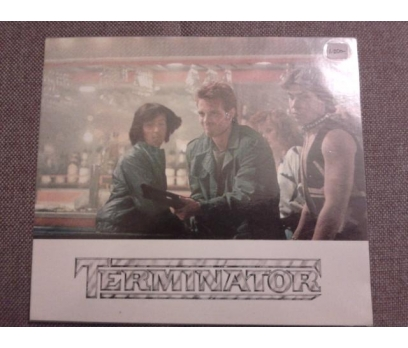 Terminator Arnold Schwarzenegger Linda Hamilton