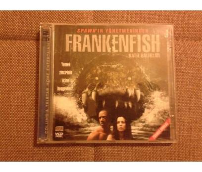 Frankenfish Katil Balıklar VCD