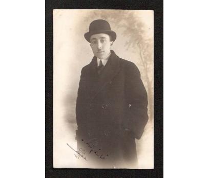 1926 YILI GENÇ BİR BEY FOTOGRAF.