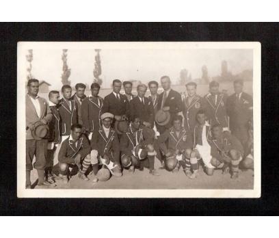 1931 YILI ADANA'DA BİR FUTBOL TAKIMI.