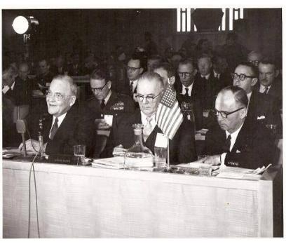 1958 BAĞDAT PAKTI NAZIRLARI TOPLANTISI ANKAR