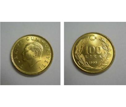 1990 PİRİNÇ 100 LİRA ÇİL.