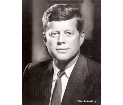 ABD.35.BAŞKANI JOHN KENNEDY