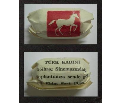 ADALET PARTİSİ  REKLAM ŞEKERİ (DAVETİYE)