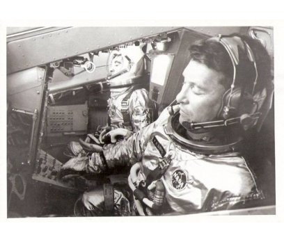 ASTRONOT - VİRGİL A. GRİSSOM