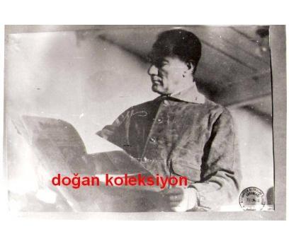 ATATÜRK-EGE VAPURU İLE TRABZON YOLUNDA 1930