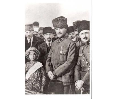 ATATÜRK REFET BELE İLE EYLÜL 1921