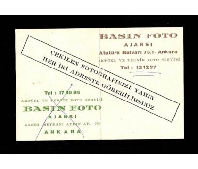 BASIN FOTO AJANSI-ANKARA