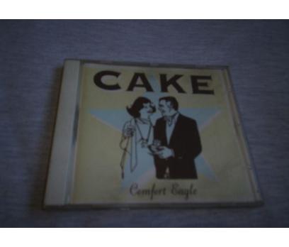 CAKE COMFORT EAGLE YABANCI MÜZİK CD